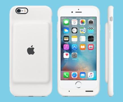 Smart Battery Case iPhone 6s