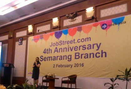 Country Manager JobStreet.com Indonesia, Faridah Lim