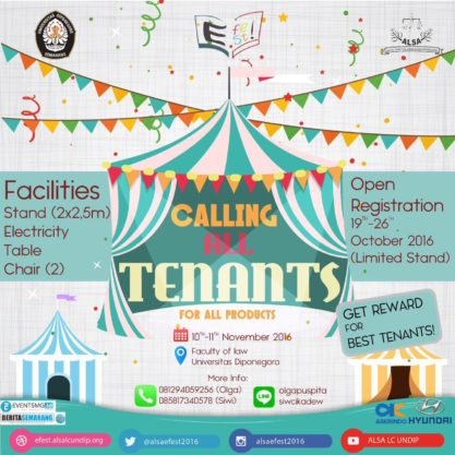 The 6th ALSA English Festival