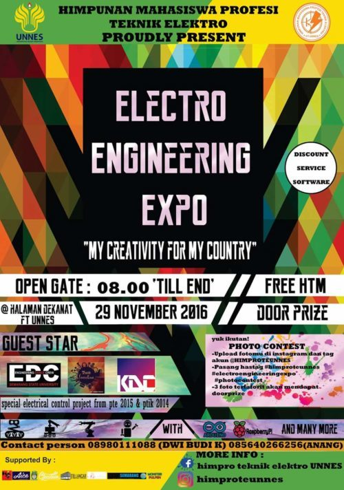 Electro Engineering Expo 2016