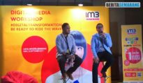 IM3 Ooredoo Digital Transformation Gelar Seminar Digital Media Workshop di Semarang