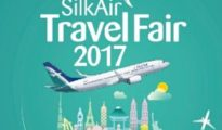 Pagelaran SilkAir Travel Fair Tahun Lalu