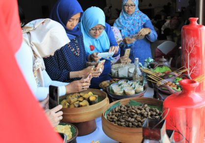 Pesonna Hotel Semarang Gandeng Komunitas Blogger Gelar Food Photography Training