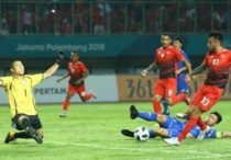 Hasil akhir Asian Games 2018 Indonesia U23 vs Taiwan U23