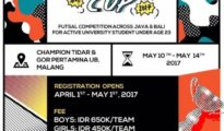 hore cup 2017